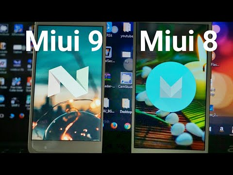 Downgrade To Miui 8 From Miui 9 - Redmi 4/Note 4