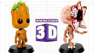 IMPRIMIENDO Y PINTANDO FIGURAS FUNKO POP | IMPRESORA 3D | ArteMaster