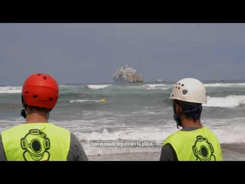 MAREA, el cable submarino transatlántico de mayor capacidad, contado al detalle