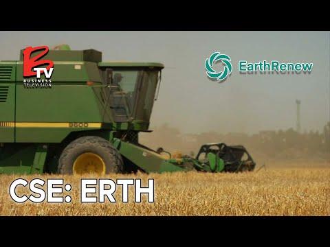 EarthRenew (CSE: ERTH): Turning Waste into Organic & Regenerative Fertilizer