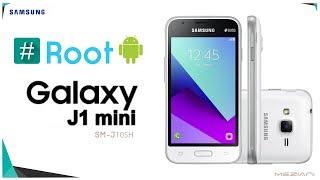 Root + TWRP Samsung Galaxy J1 mini SM-J105 [5.1.1]
