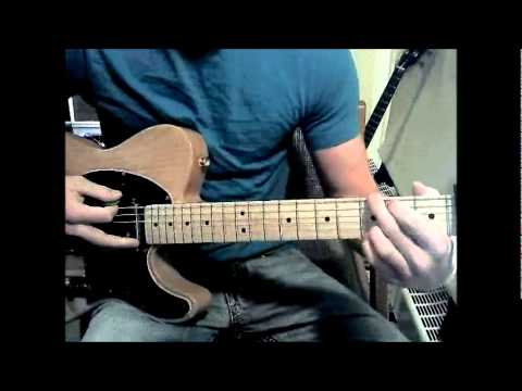 Storm Warning Guitar Lesson