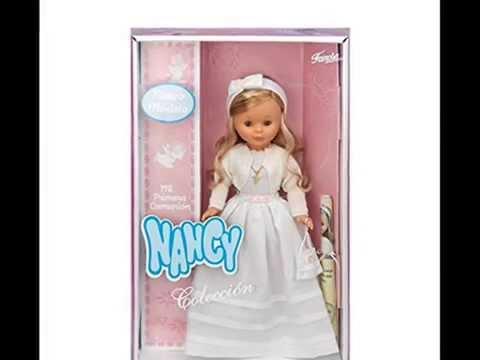 Nancy   Muñeca comunión rubia Famosa FAM31287