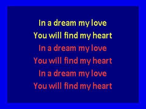 Rockell - In A Dream (karaoke)