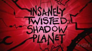 Insanely Twisted Shadow Planet: Teaser Gameplay - PAX East 11