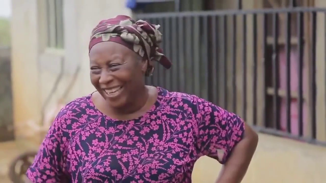 Download Back From Lagos Latest 2021 Nigerian Nollywood Drama Movie