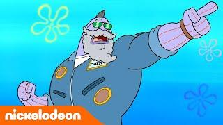 SpongeBob Schwammkopf | Milchshake Akademie | Nickelodeon Deutschland