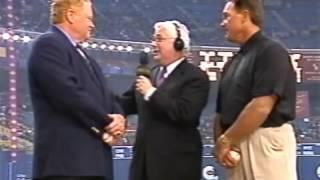 Gary Carter Rusty Staub Montreal - 2001