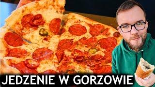 Gorzów Wielkopolski: JEDZENIE w GORZOWIE! Sprawdzam największe gorzowskie legendy   GASTRO VLOG #277