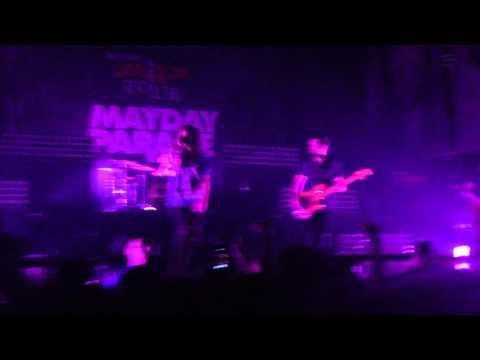 Mayday Parade - Black Cat (Live In Houston)