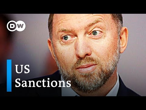 US lifts sanctions on Russian oligarch | DW News