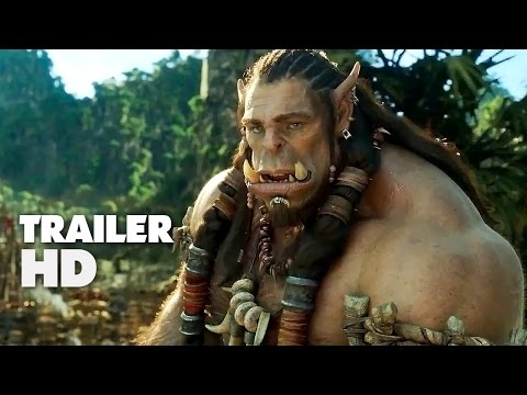 Warcraft - Official International Film Trailer 2016 - Travis Fimmel Movie HD