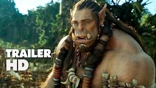 Warcraft - Official International Film Trailer 2016 - Travis Fimmel Movie HD