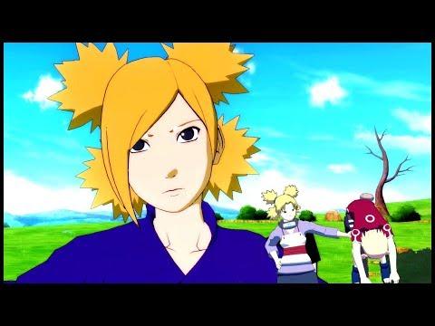Adult Temari vs Sakura - Road to Boruto - Naruto Shippuden Ultimate Ninja Storm 4 MOD  