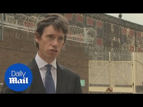 Prison Minister Rory Stewart MP announces £10m reform of UK prisons