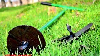 Бур ручной для сада и огорода пробурил 40 см. меньше чем за 2 мин.(Такой бур можно приобрести здесь http://piknik-market.com.ua/g3866366-bur-sadovyj-frezy цена 160 грн. Бур садовый-предназначен для..., 2014-04-06T20:45:09.000Z)