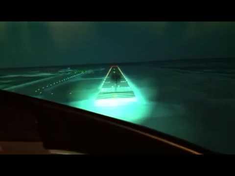 Regional Jet Transition Course. Final flight. CRJ-200