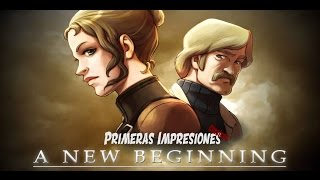 A New Beginning (Final cut) - Primeras impresiones (Clasicos) - Gameplay en Español