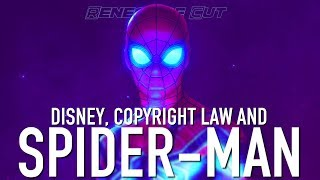 Disney, Copyright Law And Spider-Man | Renegade Cut
