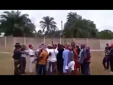 Niger Delta Avengers Shooting Sporadically