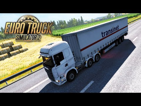 Euro Truck Simulator 2 #2 - Post Packages from Dortmund to Luxembourg