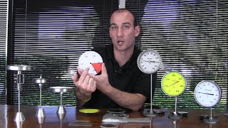 REOTEMP Bimetal Thermometer Options