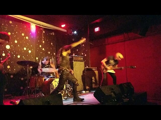 Skemata - Live stream video from The Pinhook Jun 22, 2016 10:08:19 PM