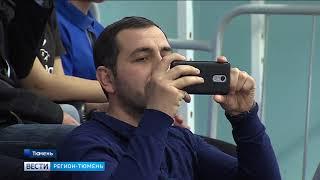 Мастер-класс по боксу в Тюмени провели всемирные чемпионы