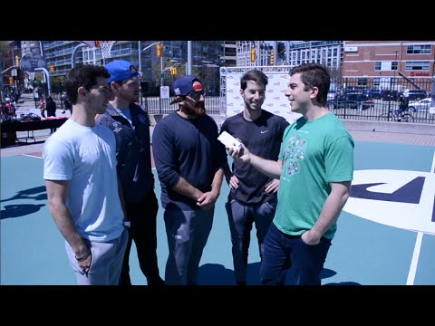 Dude Perfect interview with Steve Dangle