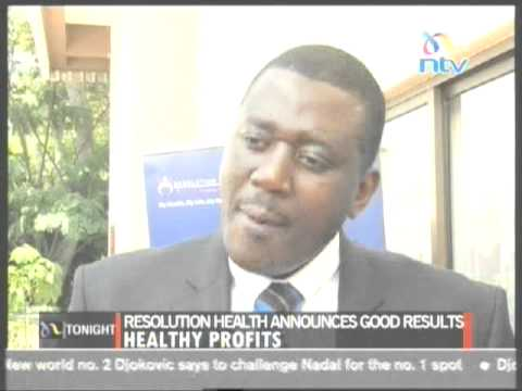 Resolution Health Nairobi Brokers Awards