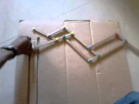 Three Fold Umbrella Mechanism Youtube