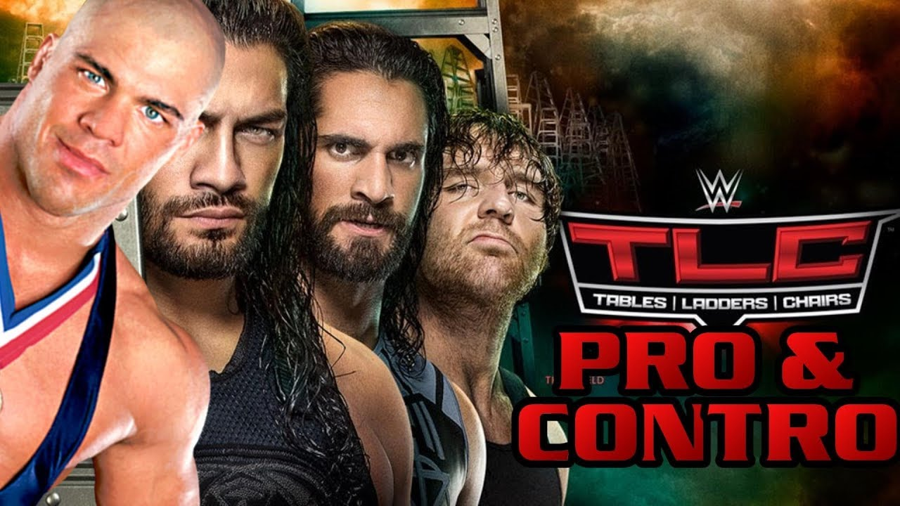 Wwe tables ladders and chairs 2013 poster - Pro Contro Wwe Tlc Tables Ladders Chairs 2017