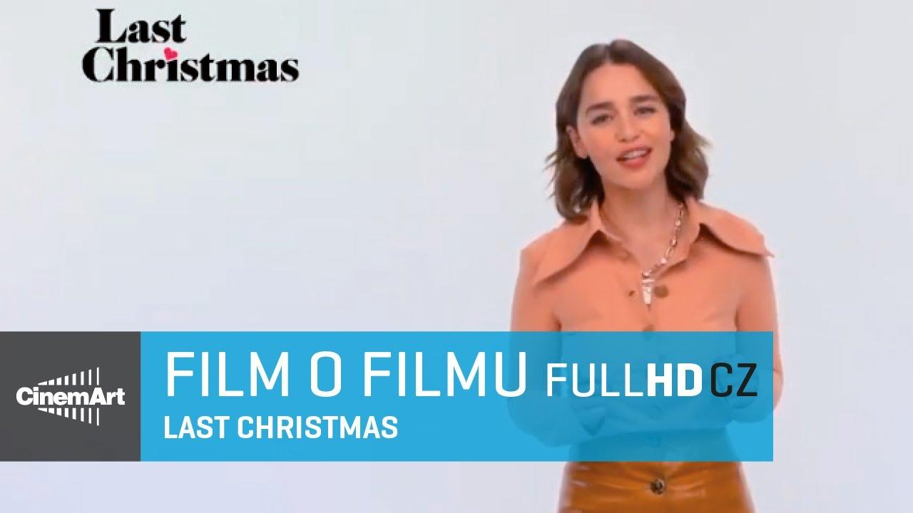 Last Christmas (2019) POZVÁNKA OD EMILIE CLARKE