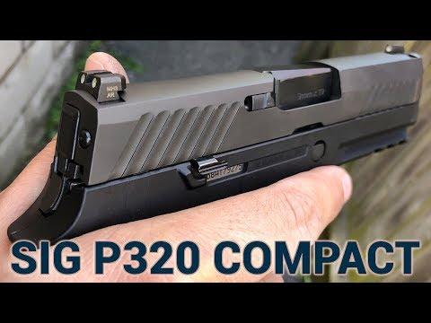 Gun Review: The Sig Sauer P320