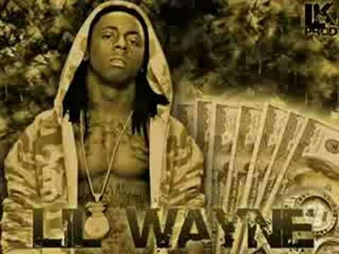 "**Lil Wayne Feat T-Pain""Bitch I"