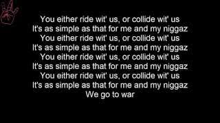 2PAC - Secretz Of War LYRICS