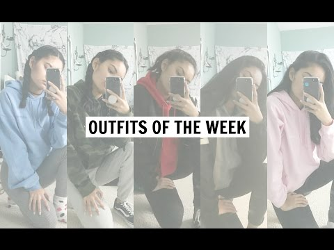 OOTW: Lazy School Outfits | virtuallykobe