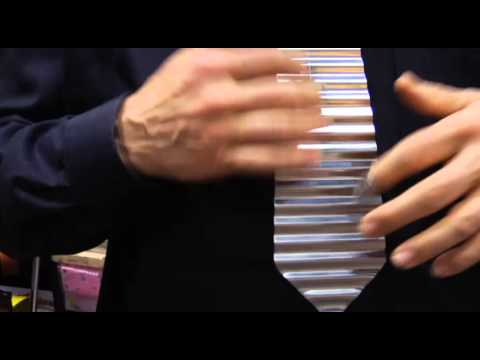 Washboard Tie from Trophy Music