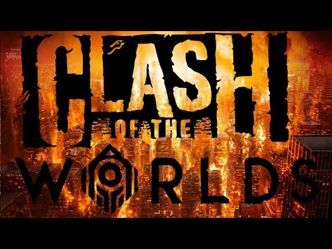 Clash Of The Worlds Official Highlights 2018 HD - TWE vs. AWC vs. DWF