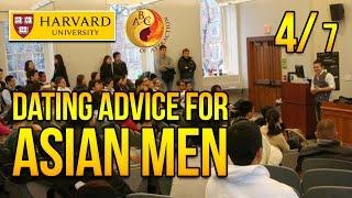 Dating Advice for Asian Men at Harvard University, Part 4