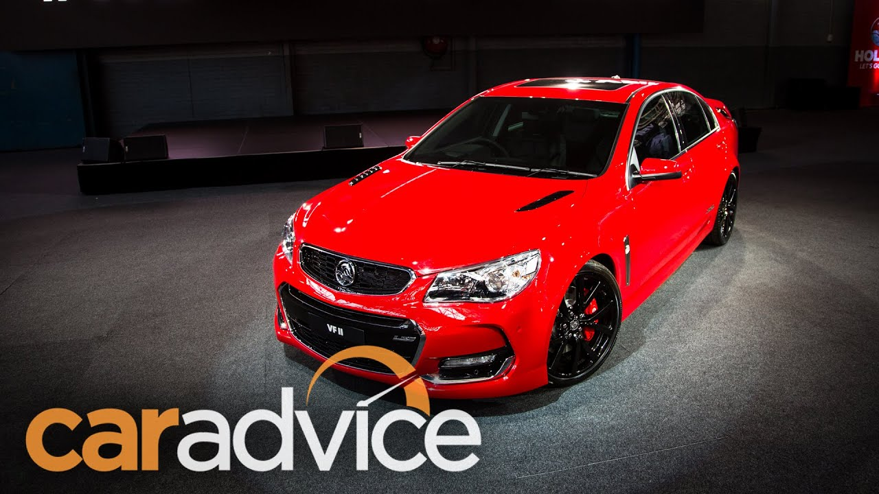 Brilliant 2016 Holden Commodore VFII First Look And Listen  YouTube