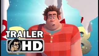 WRECK-IT RALPH 2 New Years Trailer (2018) Disney Animated Movie HD