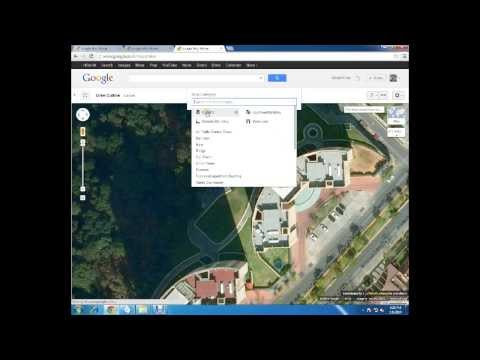 How to Create 2.5D building in Google Map by Google Mapmaker