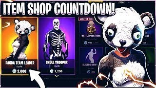 *NEW* FORTNITE ITEM SHOP COUNTDOWN! June 19 2019 New Skins! (Fortnite Battle Royale)