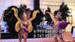Кабаре шоу Вива танец Антре