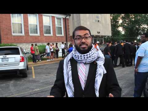CAIR-STL: Ferguson Meeting Discussing Justice for Michael Brown