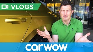 Guess which controversial new car I'm reviewing today | MatVlogs