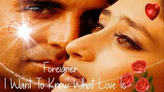 Foreigner I Want To Know What Love Is Tradu