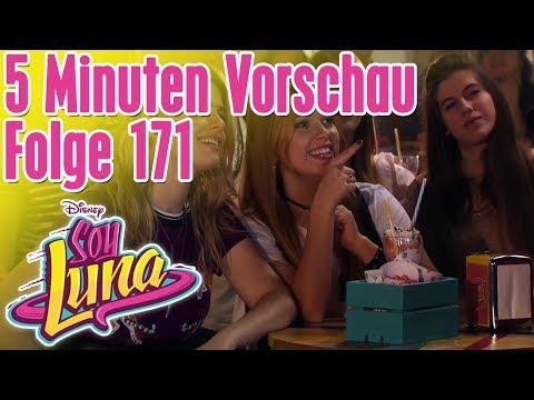 5 Minuten Vorschau - SOY LUNA Folge 171  Disney Channel