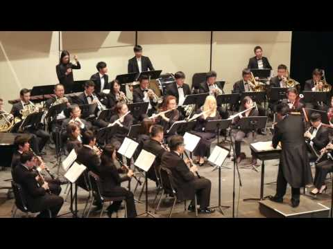 Espana Rhapsody by New York Wind Orchestra